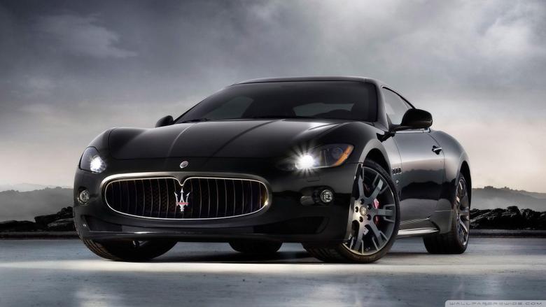 Maserati Car 2 4K HD Desktop Wallpapers for 4K Ultra HD TV Wide
