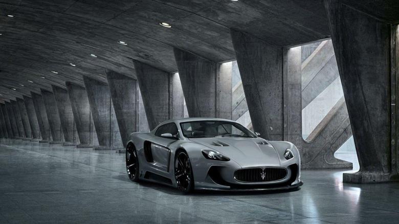 Maserati Sports Car Hd Wallpapers High Resolution Cars