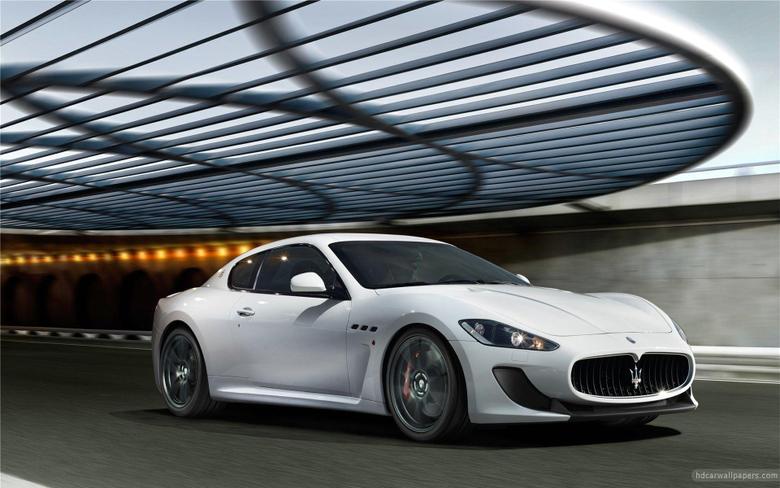 Maserati GranTurismo MC Stradale 3 Wallpapers