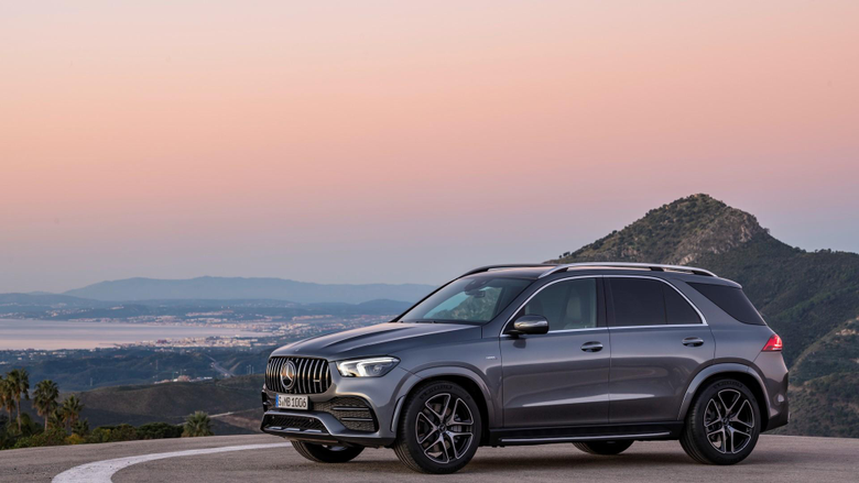 Mercedes Brings Some AMG to the GLE With GLE 53 4Matic