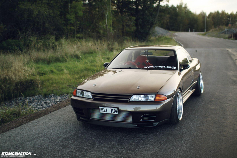 Car enthusiasts from all parts of the world could spot a Nissan
