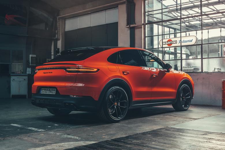 Porsche Cayenne Coupe revealed Still want that BMW X6