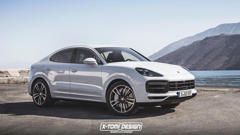 The Porsche Cayenne Coupé Has Finally Been Confirmed