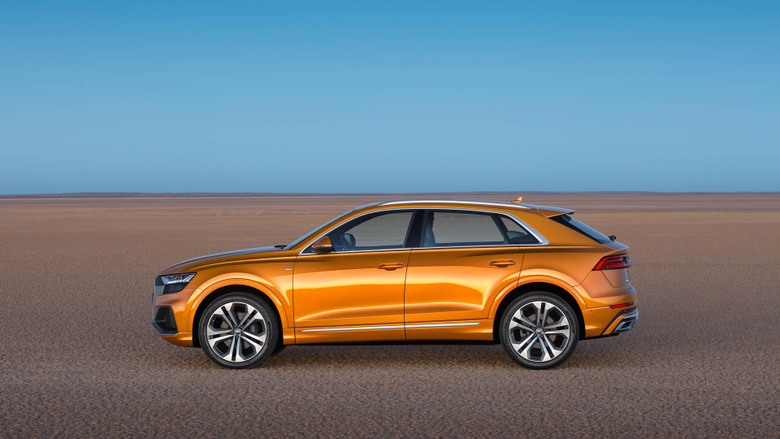 Porsche Cayenne Coupe to take on sibling Audi Q8