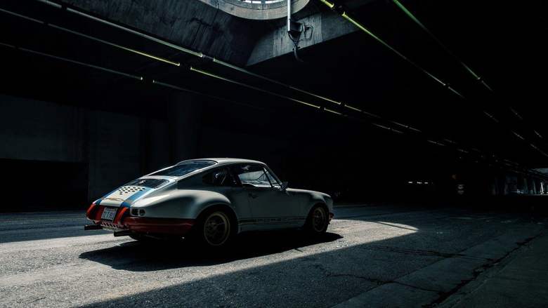 Patch of Light Tunnel Porsche 911 HD Wallpapers