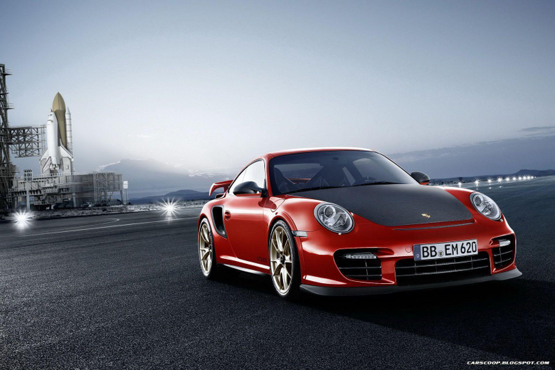 Porsche 911 GT2 Wallpapers