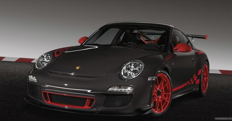 Porsche 911 GT3 RS 6 Wallpapers