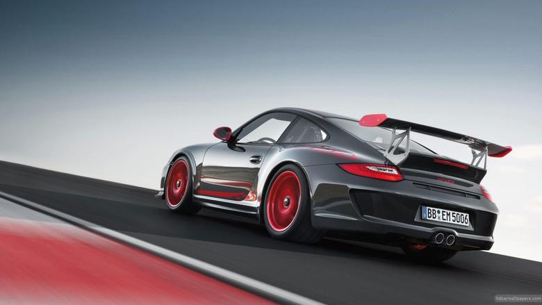 Porsche 911 GT3 RS 2 Wallpapers