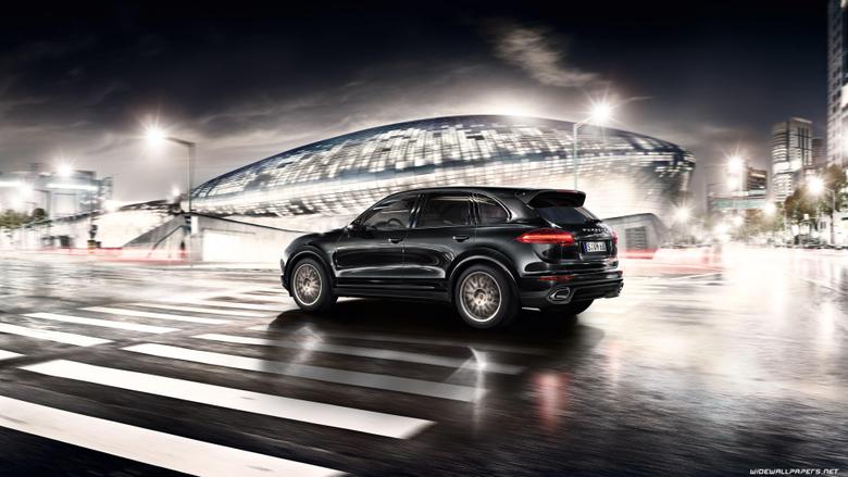 Porsche Cayenne cars desktop wallpapers 4K Ultra HD