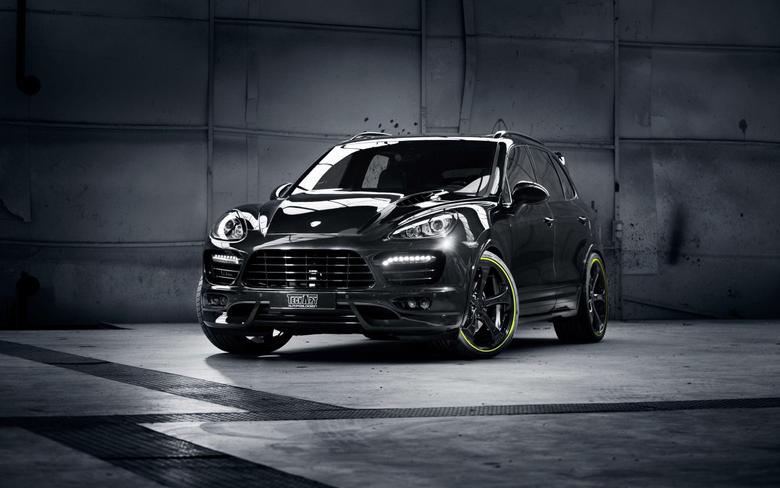 TechArt Porsche Cayenne S Diesel Wallpapers