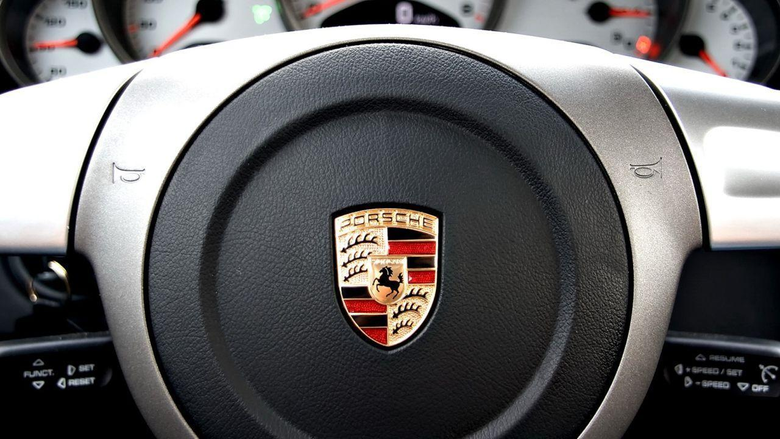 Porsche Logo Wallpapers for 1280x720