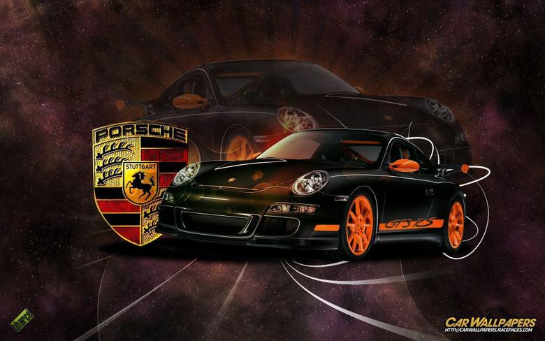 Porsche Logo Wallpapers Collection