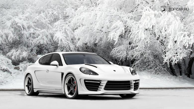 Porsche Panamera Stingray GTR HD desktop wallpapers Widescreen