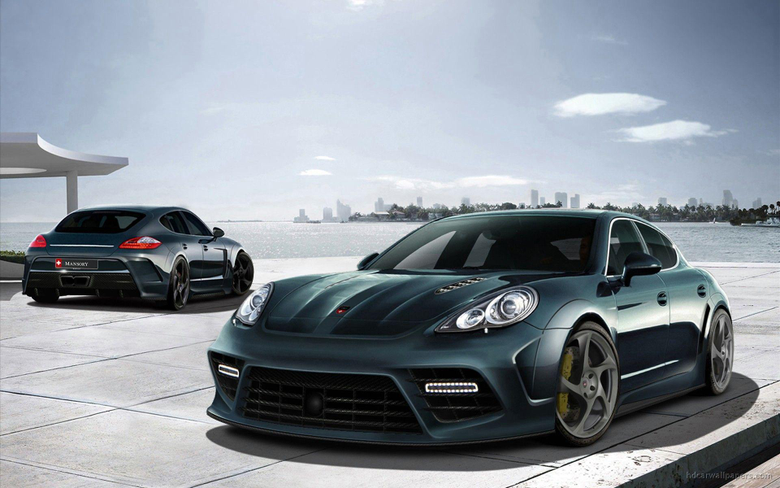 Porsche Panamera Wallpapers HD