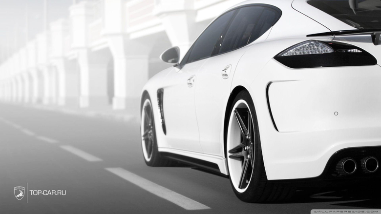 Porsche Panamera Stingray HD desktop wallpapers Widescreen High