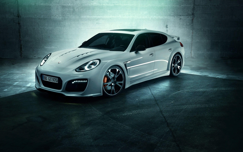 Porsche Panamera Wallpapers Pictures Image