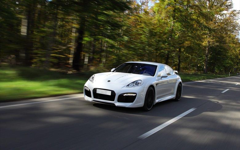 Porsche Panamera HD wallpapers