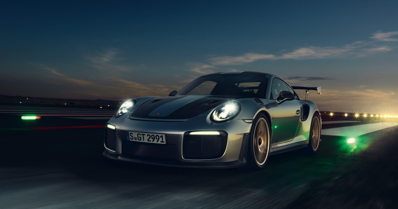 Wallpapers Porsche 911 GT2 RS 4K Automotive Cars