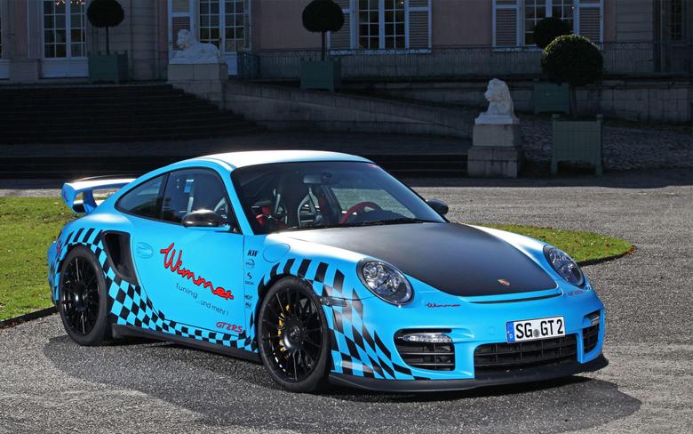 Porsche 911 GT2 RS Wallpapers