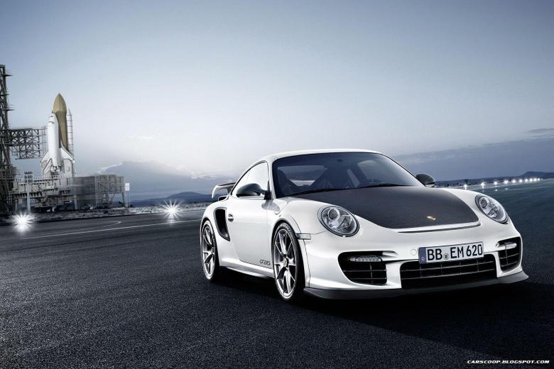 New Porsche 911 GT2 RS HD Luxury car wallpapers