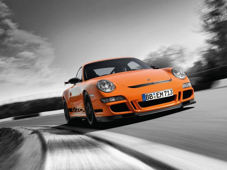 Porsche GT3 Wallpapers