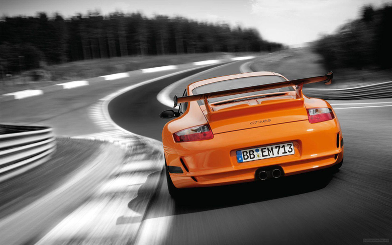 Porsche Gt3 Rs Wide Wallpapers