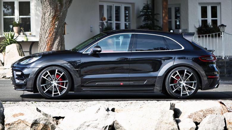 Porsche Macan HD Wallpapers