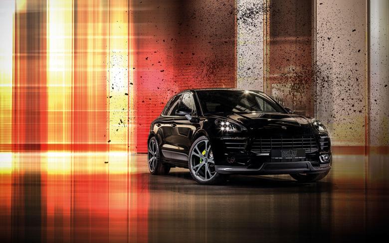 Porsche Macan White Automotive Porsche Wallpapers
