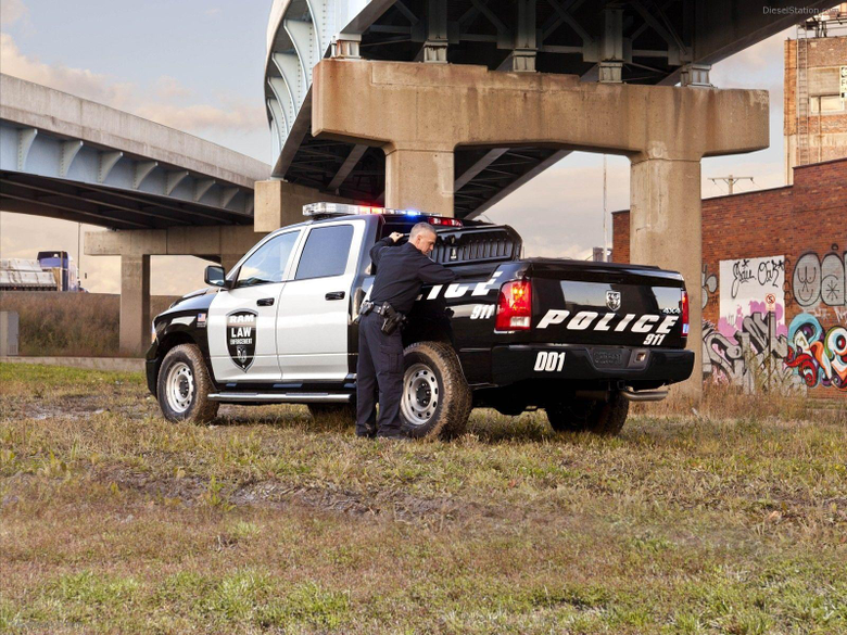 Dodge Ram 1500 Police Truck 2012 Exotic Car Wallpapers of 6