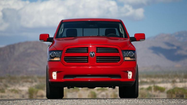 Dodge Ram 1500 Wallpapers 8
