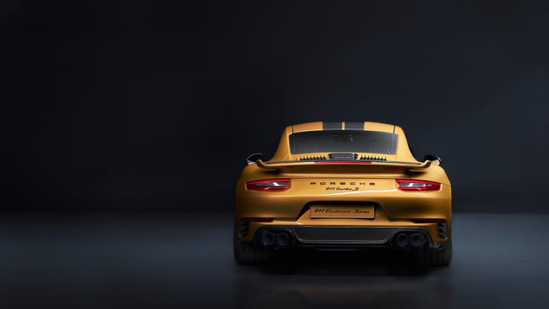 Porsche 911 Turbo S Exclusive Series 4k Wallpapers