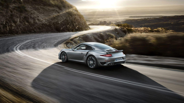 Porsche 911 Turbo Wallpapers 21