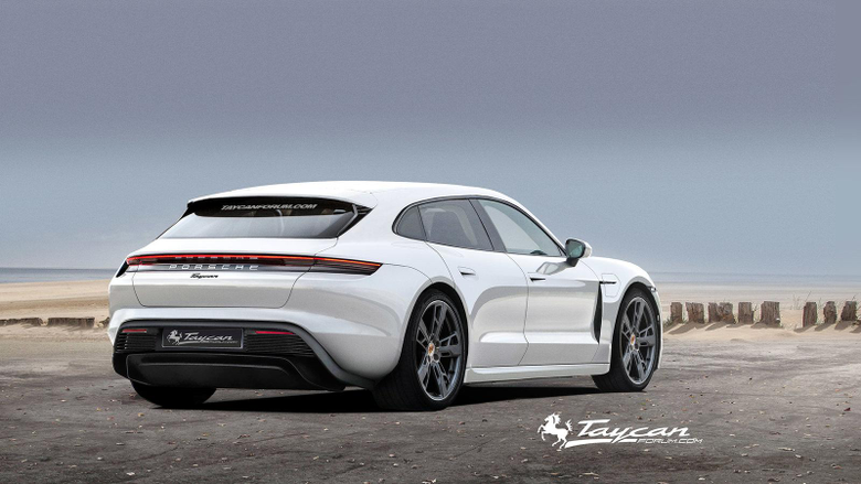 Here s what the Taycan Targa and Sport Turismo versions could look