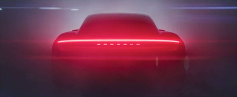 The Mission E Has a Real Name Meet the Porsche Taycan