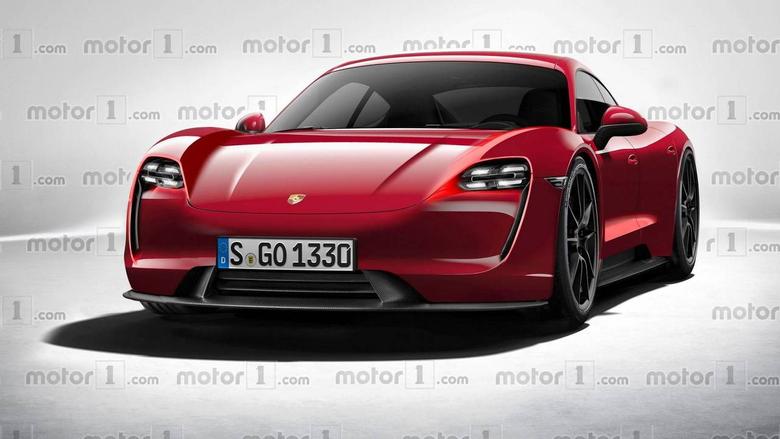Porsche Taycan Technical Specs Announced 600 HP Confirmed