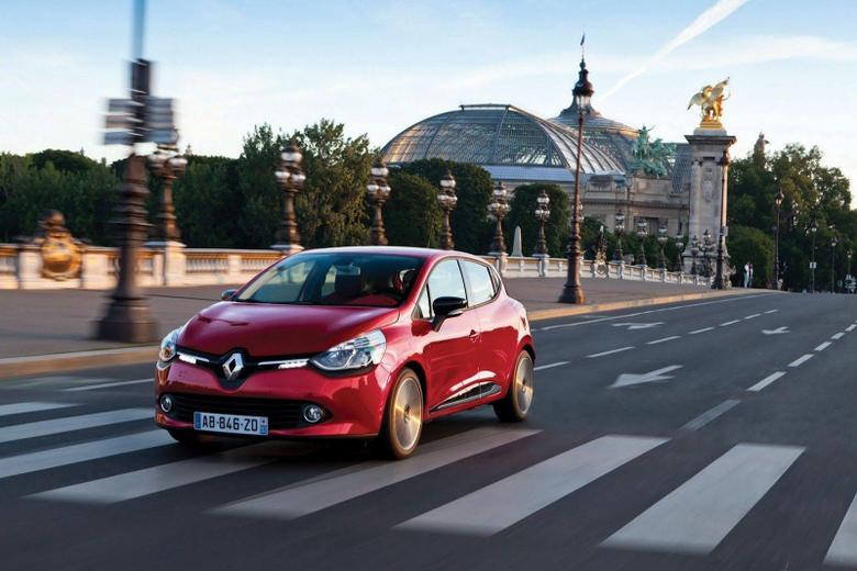 Renault Clio HQ Image
