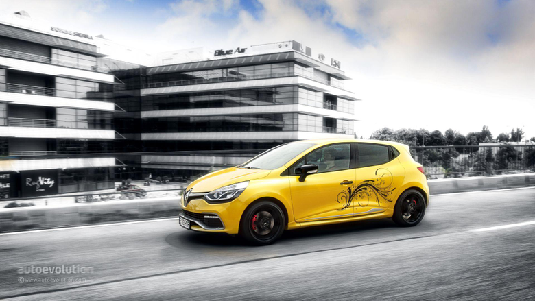 Renault Clio RS 200 Turbo HD Wallpapers