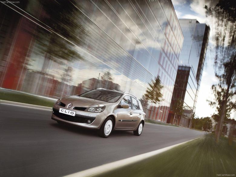 Renault Clio Estate picture 58944
