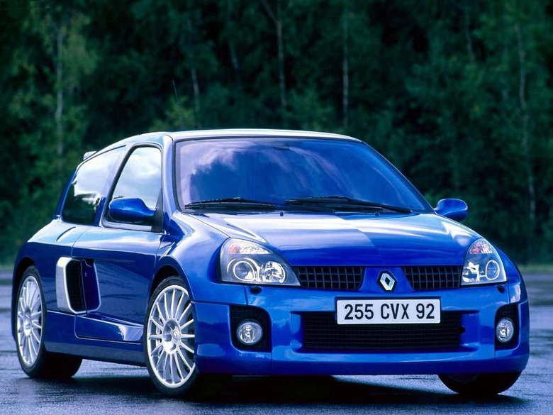 pic new posts Renault Clio Wallpapers