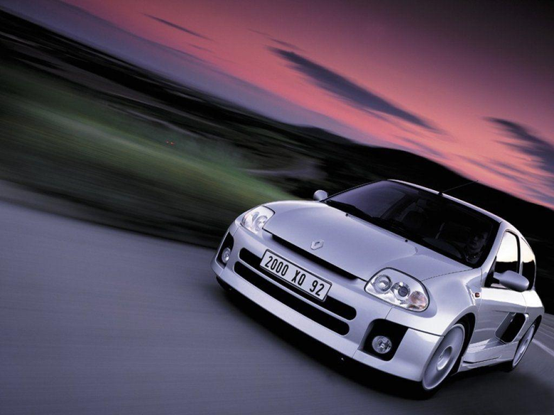 Renault Clio Sport Cool Wallpapers