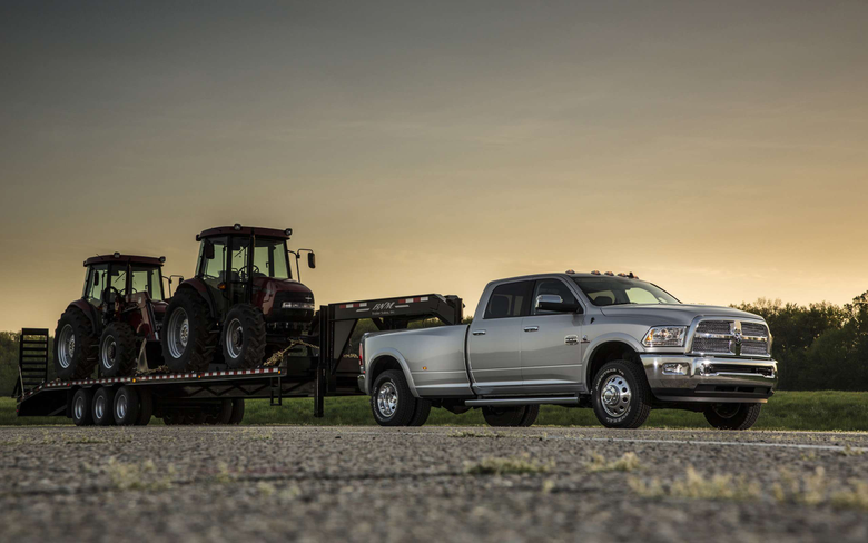 Dodge Ram 3500 Truck Wallpapers HD New Best Collection