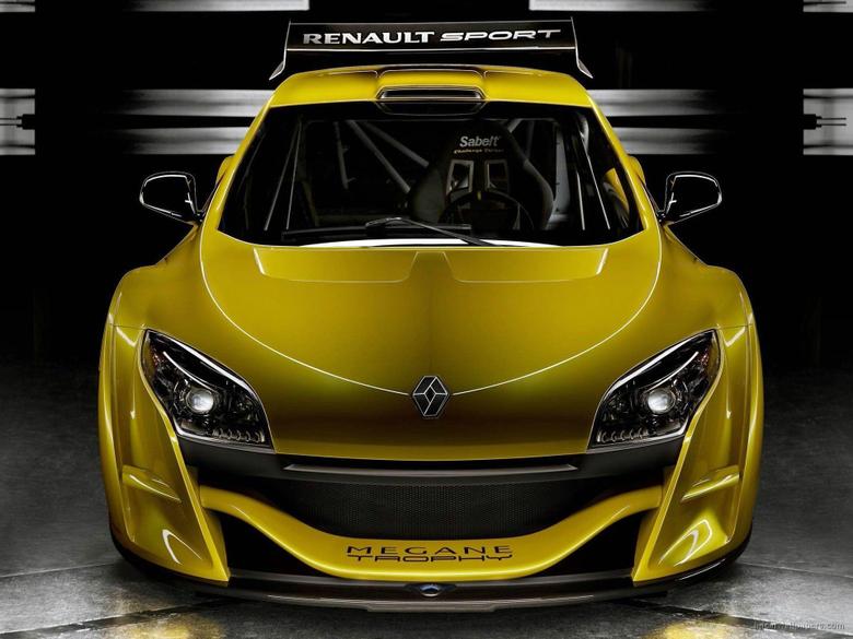 Renault Megane Trophy HD Wallpapers