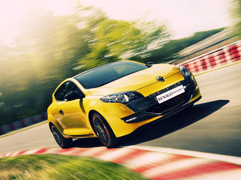 Renault Megane HD Wallpapers