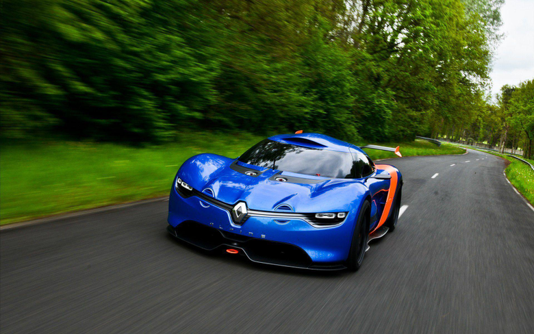 Renault Twin Z Concept Wallpapers