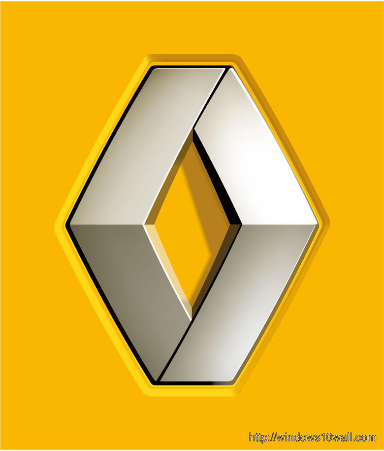 Logo Renault HP Backgrounds Wallpapers
