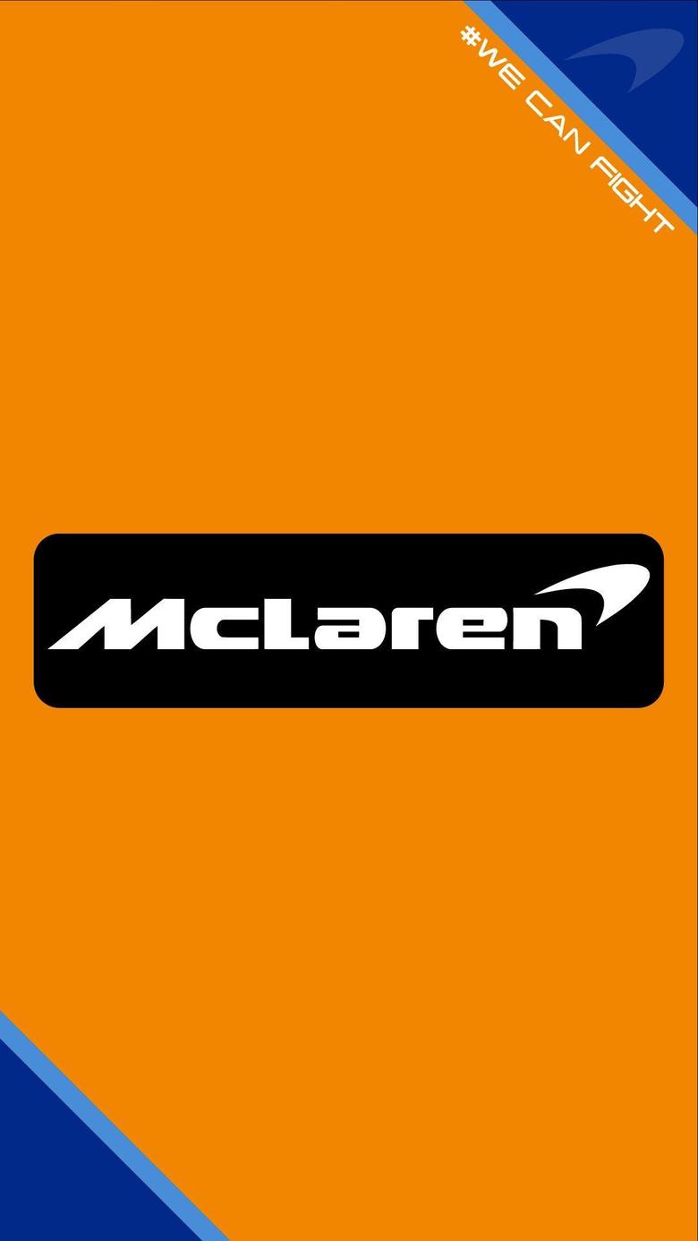 Mclaren 2019 We can fight
