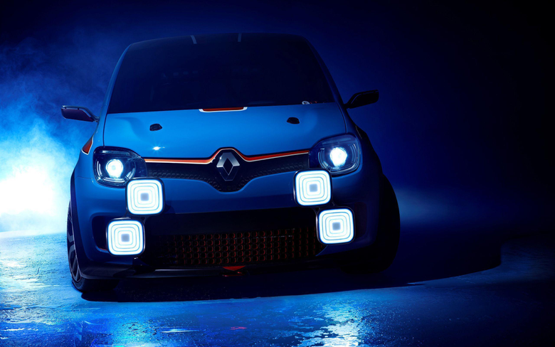 Renault Twin Run Concept 2013 Wallpapers