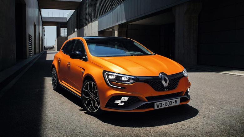 Renault Megane RS Wallpapers HD Image