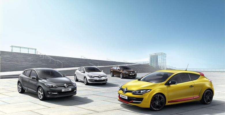 Renault Megane Wallpapers