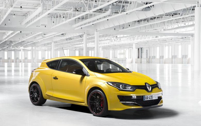 Renault Megane RS Wallpapers